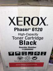 Xerox Phaser 6120 High-Capasity Toner Cartridge BLACK