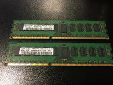 2GB Samsung M393B5673EH1-CH9 DDR3 PC3-10600R 1333MHz. CL9 So-Dimm 240