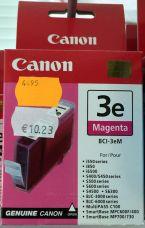 Canon BCI-3EM - Magenta - original - ink tank - for BJ-i6500, S400, S520, S530; BJC-6200; i550, 6500; S520, 530, 630, 6300, 750